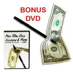 Pen Thru Bill & DVD Pen Thru Bill