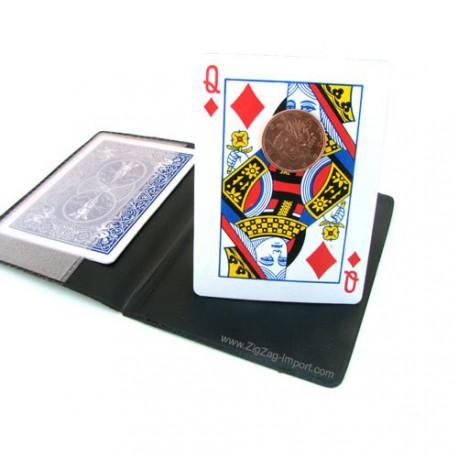 tour de magie carte magnetique