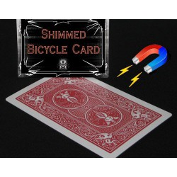 Professional Shimmed Bicycle Card