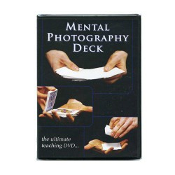 DVD Mental Photography - Blank Cards