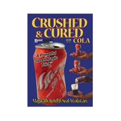 Crushed & Cured Cola DVD