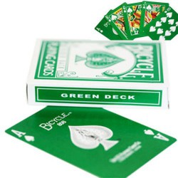 Green Deck Bicycle Brand