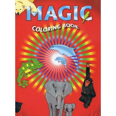 Gran libro magico para pintar - Magic Colouring Book - Promo Tours ...