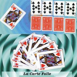 Automatic Wild Card Trick