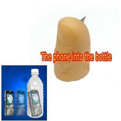 Special Thumb Tip for the Cell Phone into Bottle trick