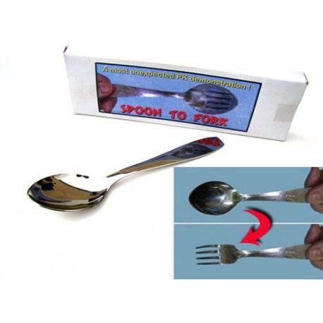 tour de magie fourchette