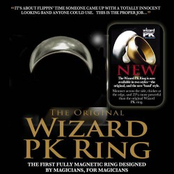 The Second Generation Wizard PK ring!