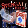 Jeu de cartes Svengali en Bicycle