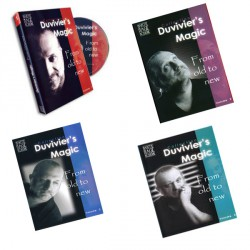 Lot DVDs From old to new (Vol. 1 à 4) (Dominique Duvivier)