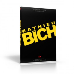 Mathieu Bich by Close-Up Magic - DVD